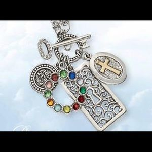 NWT Premier Designs Heaven Necklace